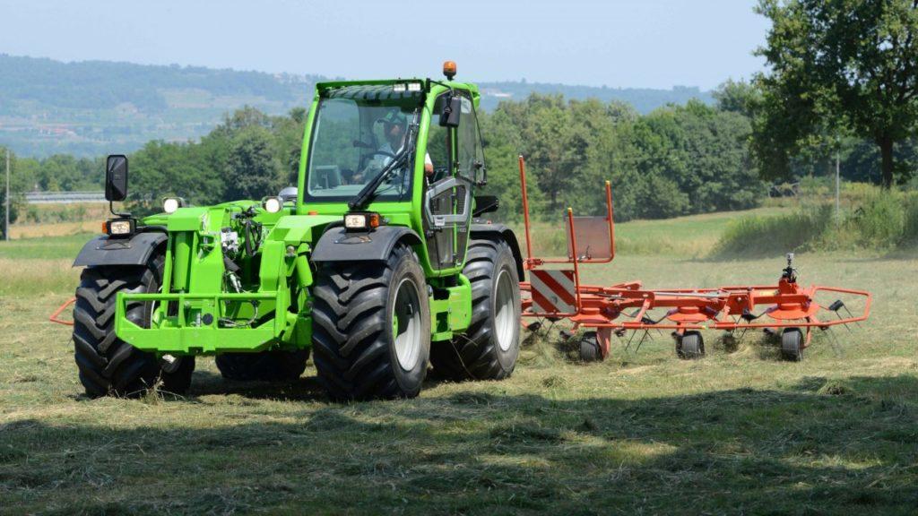 Tracteur agricole, andaineur, faucheuse, presse à balles rondes, chariots télescopique, tout votre matériel pour l'agriculture