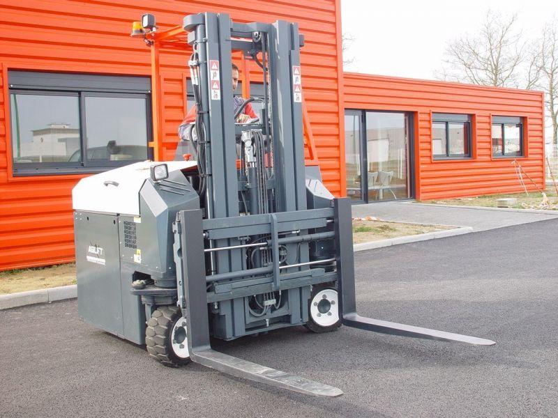 Chariot compact multidirectionnel électrique Amlift Agilift 3000 Électrique